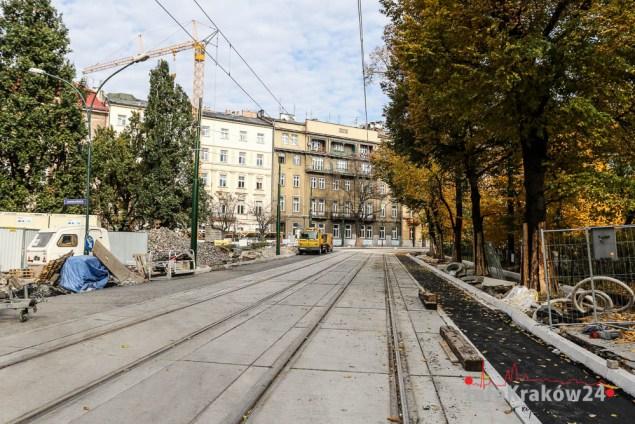 Dunajewskiego. Fot. Jan Graczyński / INFO Kraków24