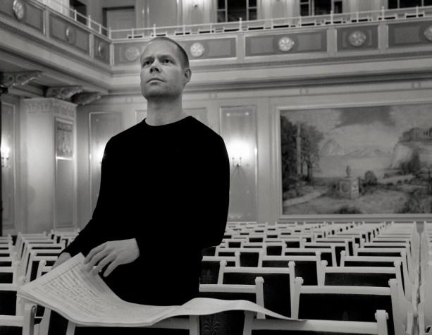 Max Richter, fot. Erik Weiss