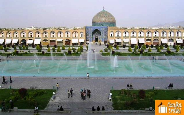 Square Imam Isfahan