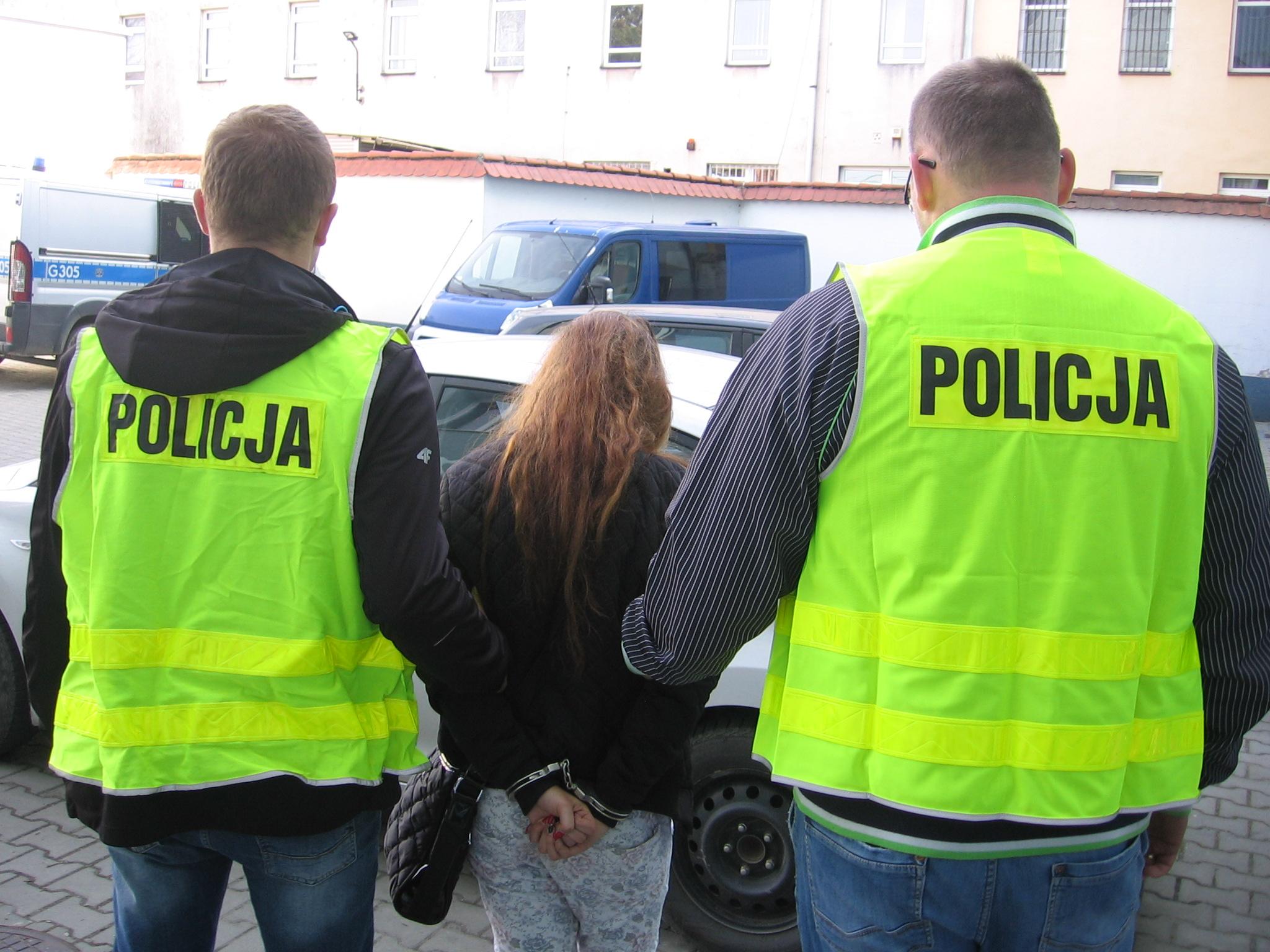 """Sułkowice: oszustka stosująca metodę """"na wnuczka"""" w rękach policji"""