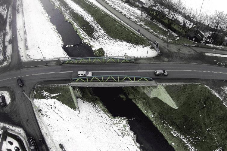 Już pojutrze pojedziesz odnowionym mostem na Rudawie