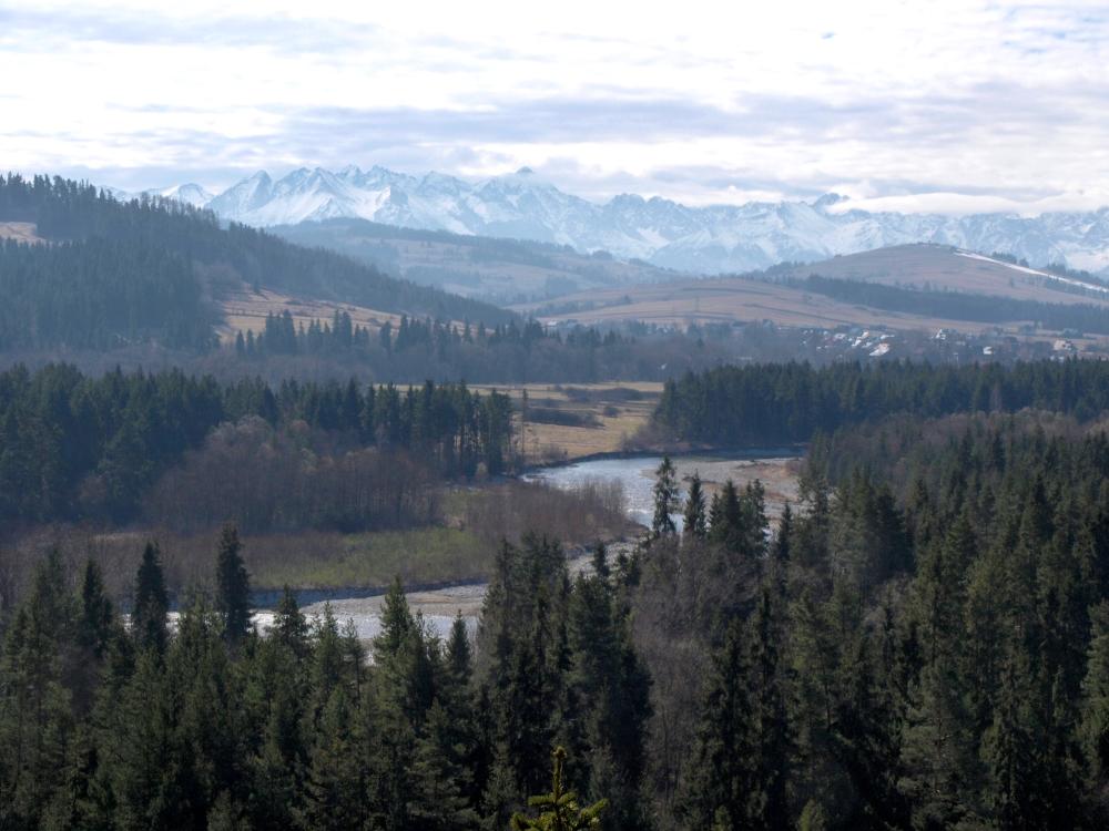 Niezwykły przełom – najpiękniejsze miejsce pod Tatrami