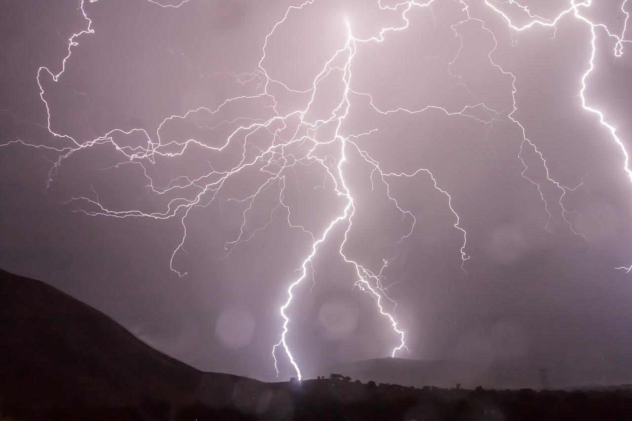 Zapowiada się burzowy wtorek