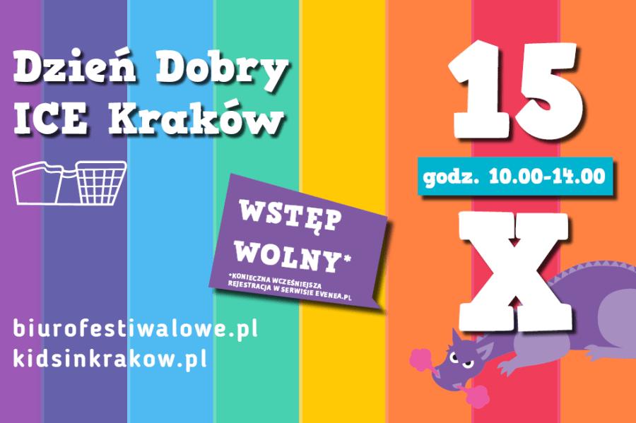 Dzień dobry ICE Kraków!