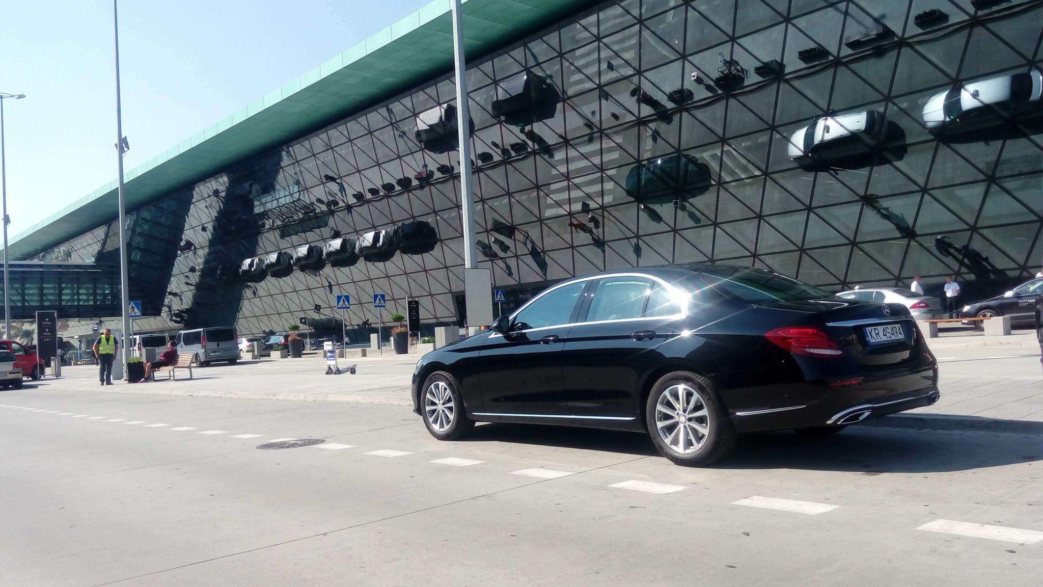 Transfer na lotnisko Balice - taxi i limuzyna w jednym