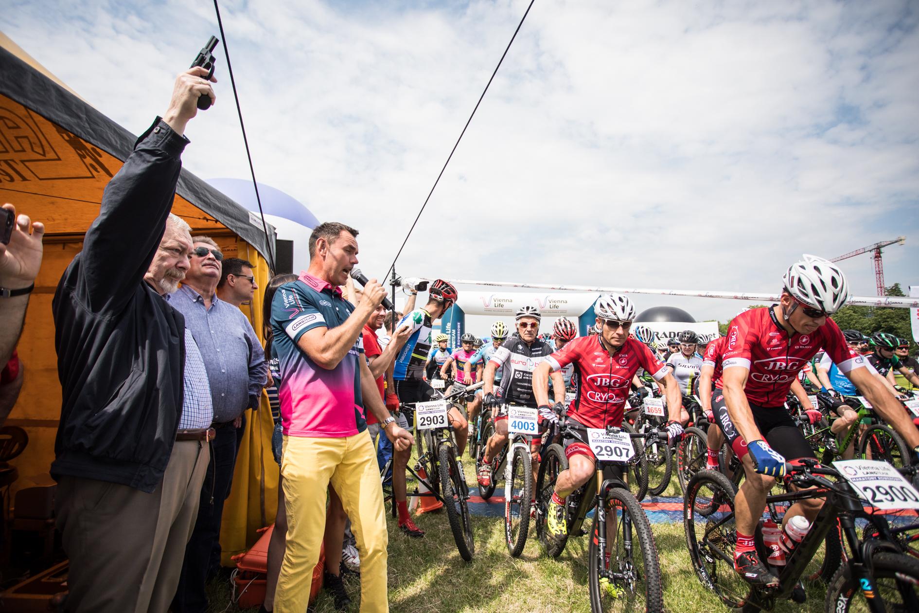 Sezon maratonów rowerowych rozpoczął się w Krakowie