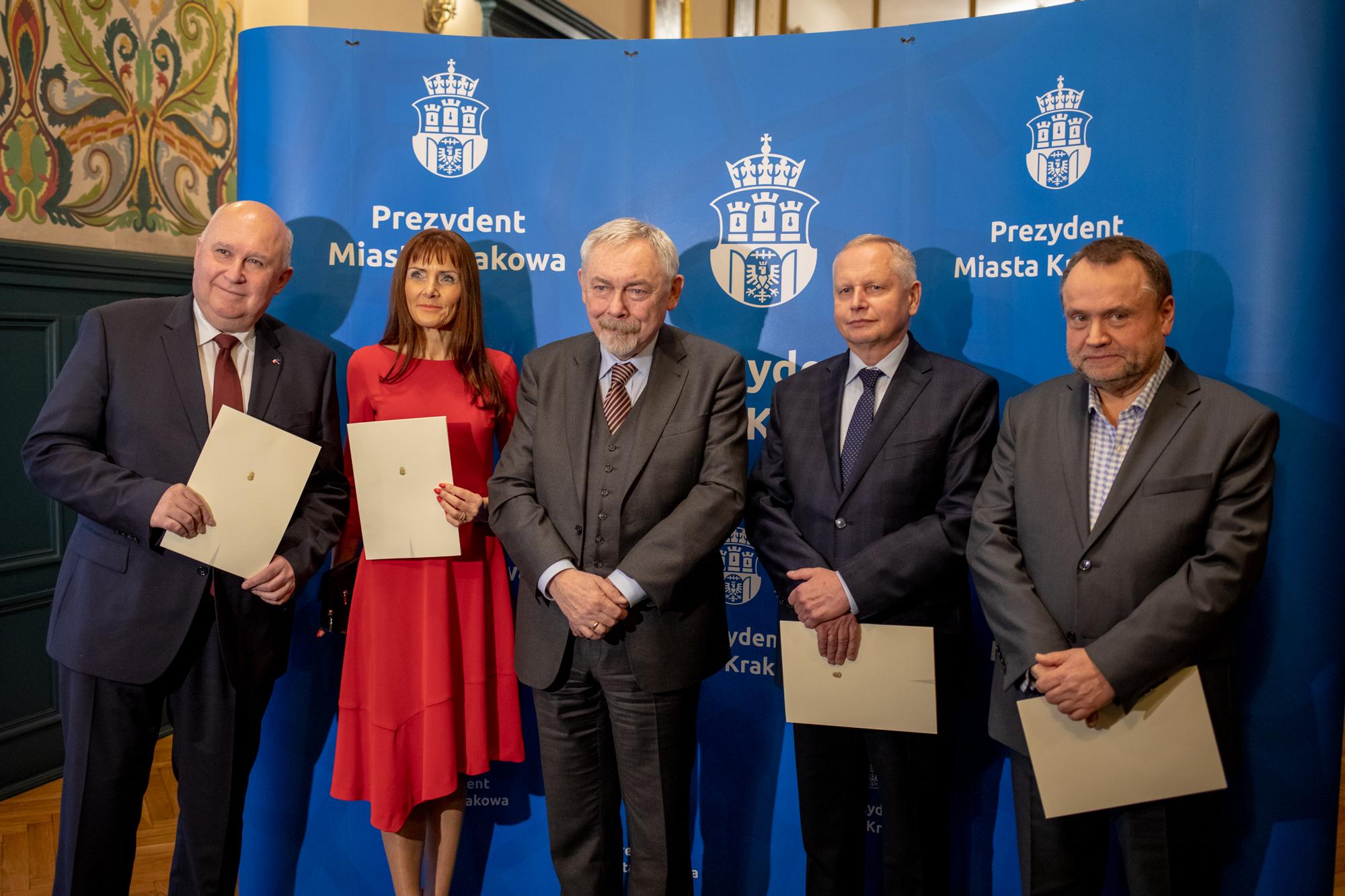 Znamy nowych zastępców prezydenta Krakowa