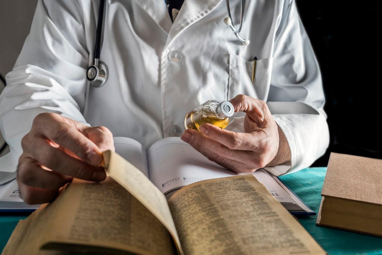 zdobywanie wiedzy medycznej