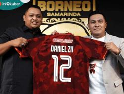 Borneo Gandeng Sponsor Baru, Ikat Kontrak Semusim