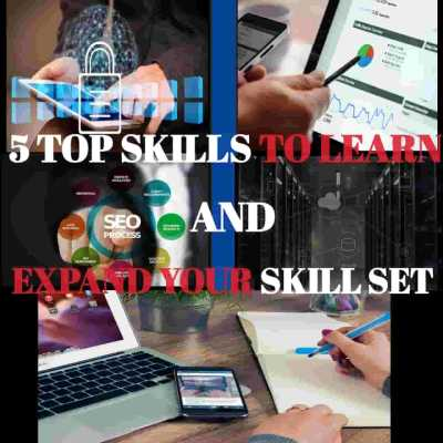 Top skills to learn and expand skill set in 2021