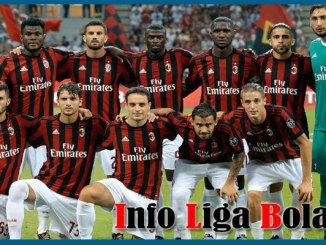 Daftar Susunan Pemain AS Milan