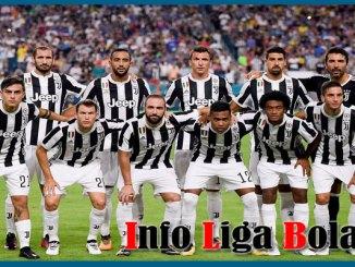 Susunan Pemain Juventus 2017/2018