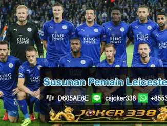 Susunan Pemain Leicester City 2017