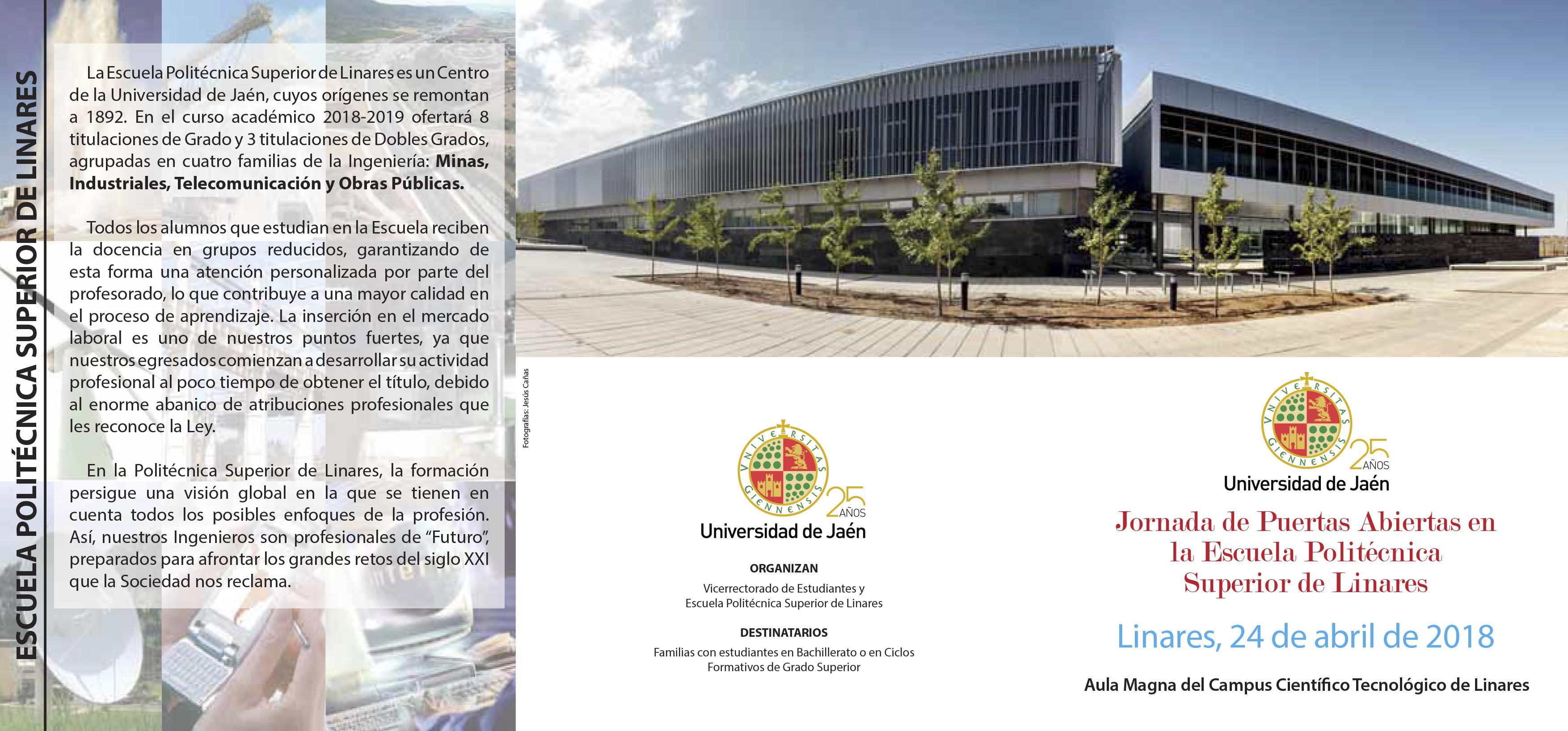 Realizada La Jornada De Puertas Abiertas Del Campus