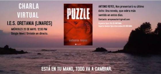 Puzzle Antonio Reyes