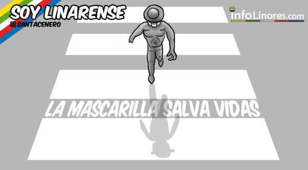 Santacenero Mascarilla