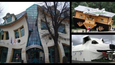 24 maisons insolites