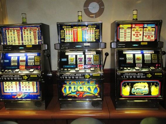 machines à sous casino