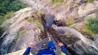 plongeon le plus haut du monde