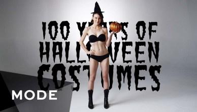 100 ans histoires haloween