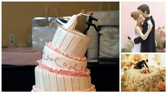 figurines mariage insolite