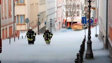 Allemagne : Co2 dans les rues