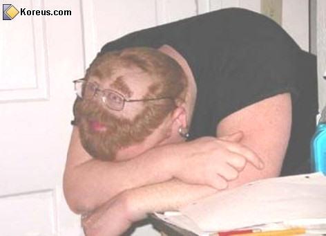 Idéal pour dormir au boulot