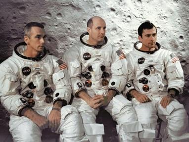 Apollo 10 – Une musique étrange sur la lune !