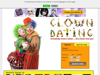 Clown-Dating