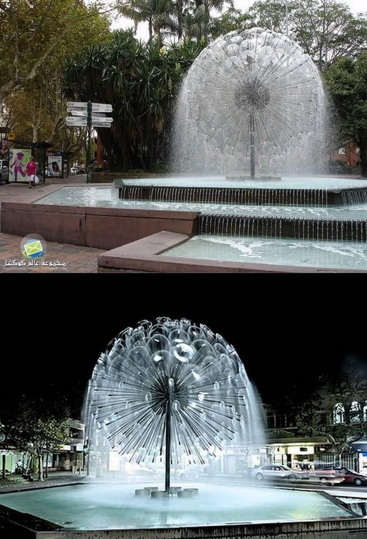 9.El Alamein Fountain, Kings Cross, Sydney, Australia.