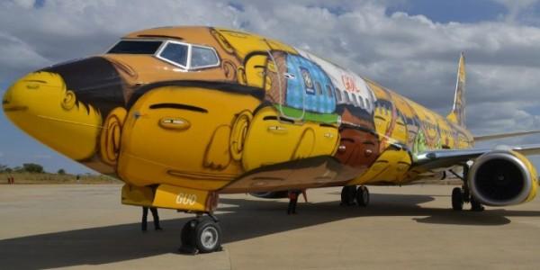 avion bresil