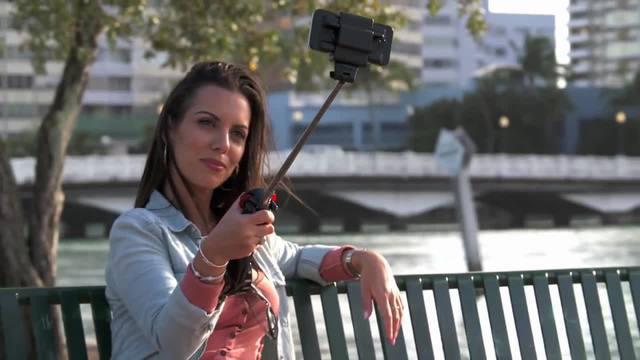 La perche à selfie dont tout le monde rêve !