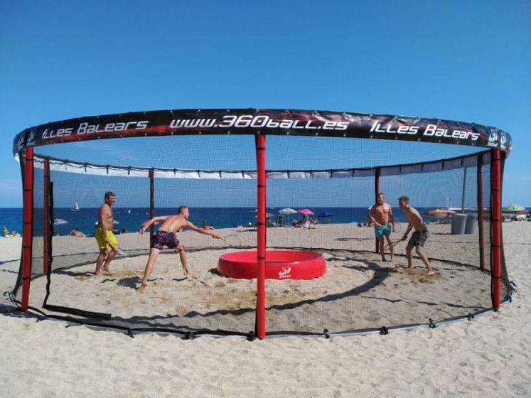 Sport Insolite : Le 360Ball