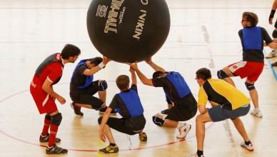 Kin Ball - TOulouse