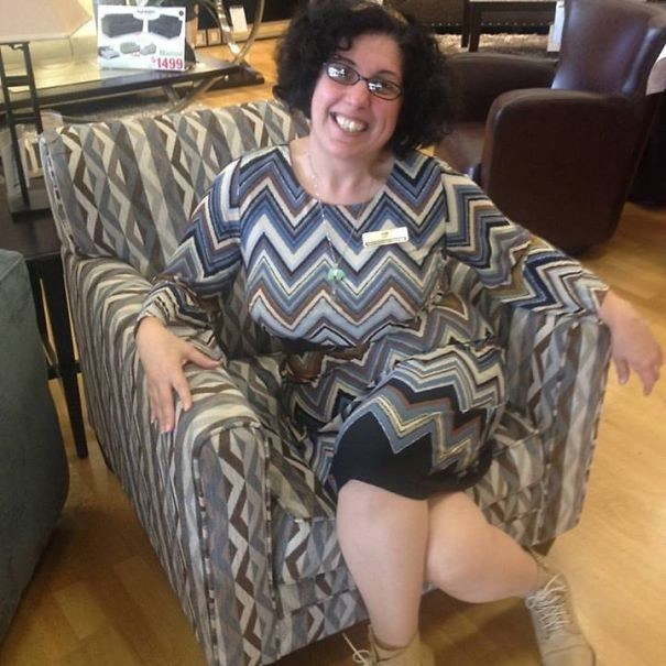 robe assorti fauteuil