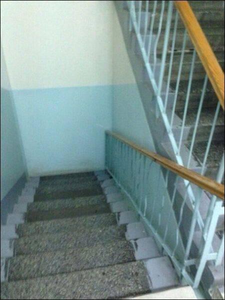 Escalier sans issue