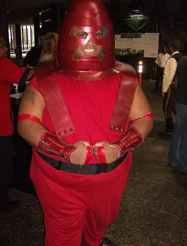 Worst Cosplay Juggernaut