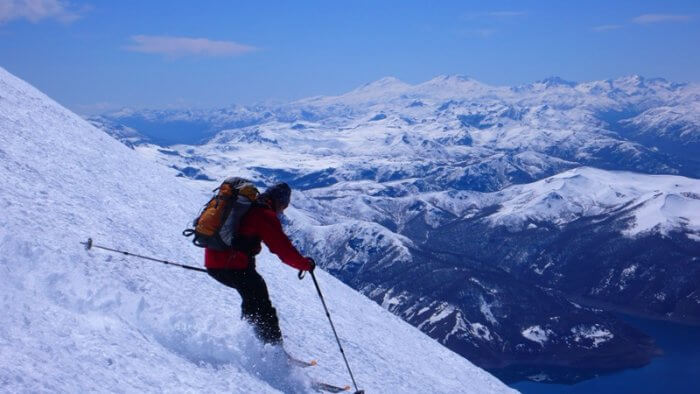 skier-au-chili