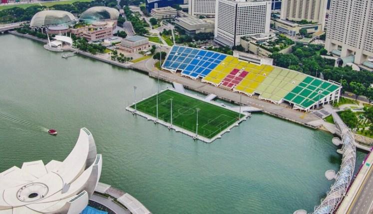 Les 8 stades de football les plus originaux au monde - page 5