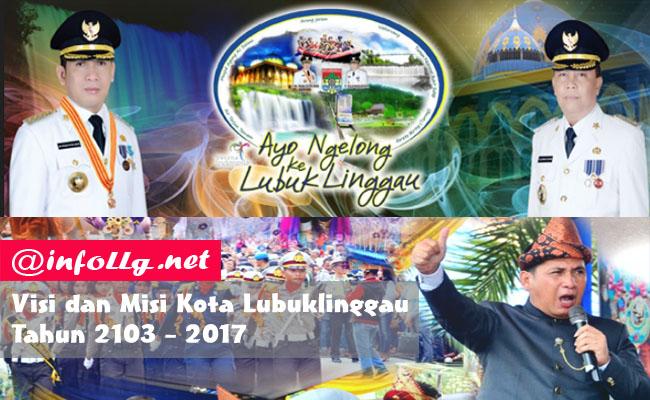 Visi dan Misi Kota Lubuklinggau 2013 - 2017