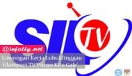 Permalink to Lowongan Kerja Lubuklinggau Silampari TV 'Punye Kite Gale'