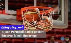 Permalink to Tujuan Permainan Bola Basket Beserta Teknik Dasarnya