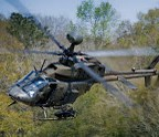OH-58D Kiowa uziemione