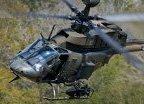 OH-58 Kiowa Warrior wylatały 2 miliony godzin