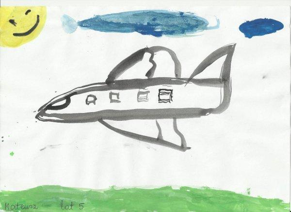 Gwiazdka z nieba od pilota