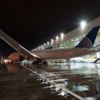 United Airlines' First Boeing 787-9 Rolls Out of Factory