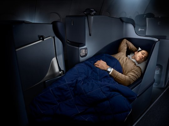 airberlin Nowa Klasa Biznes