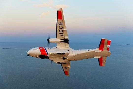 CN235 US Coast Guard 01058822