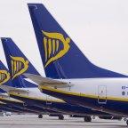 Ryanair: wzrost w lutym o 10%