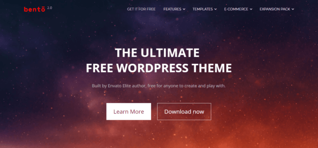 Best free multipurpose WordPress themes 1
